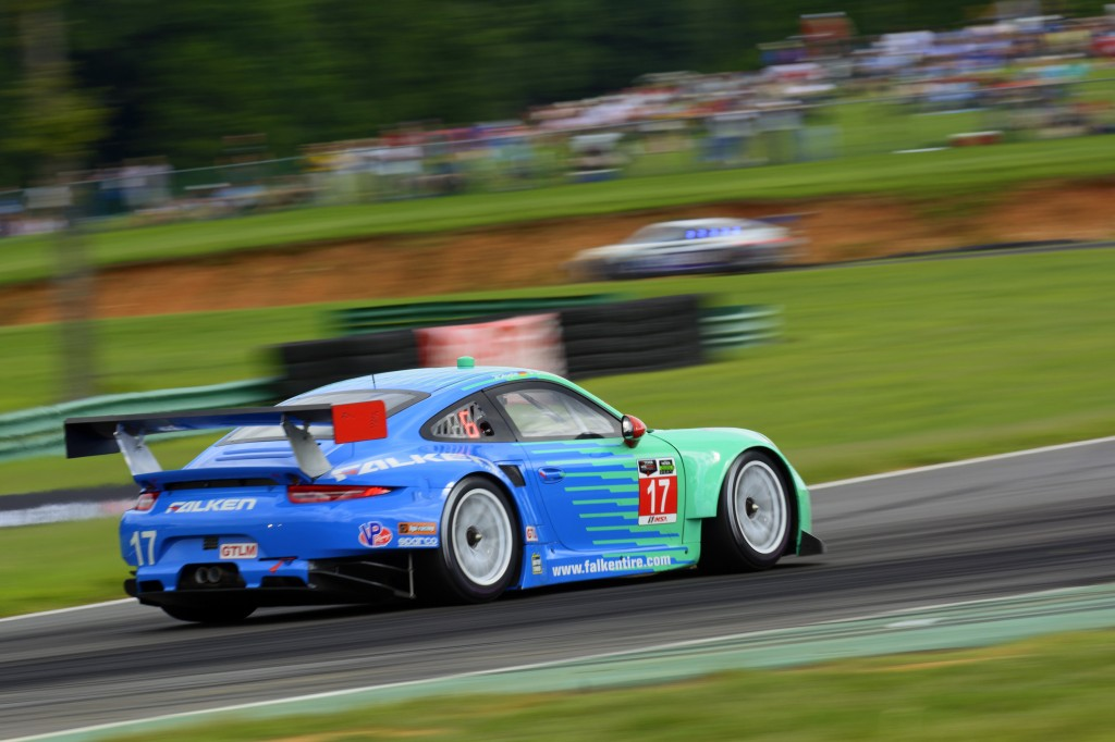 Porsche 911 RSR earns 2nd-place finish at VIR, takes ...
