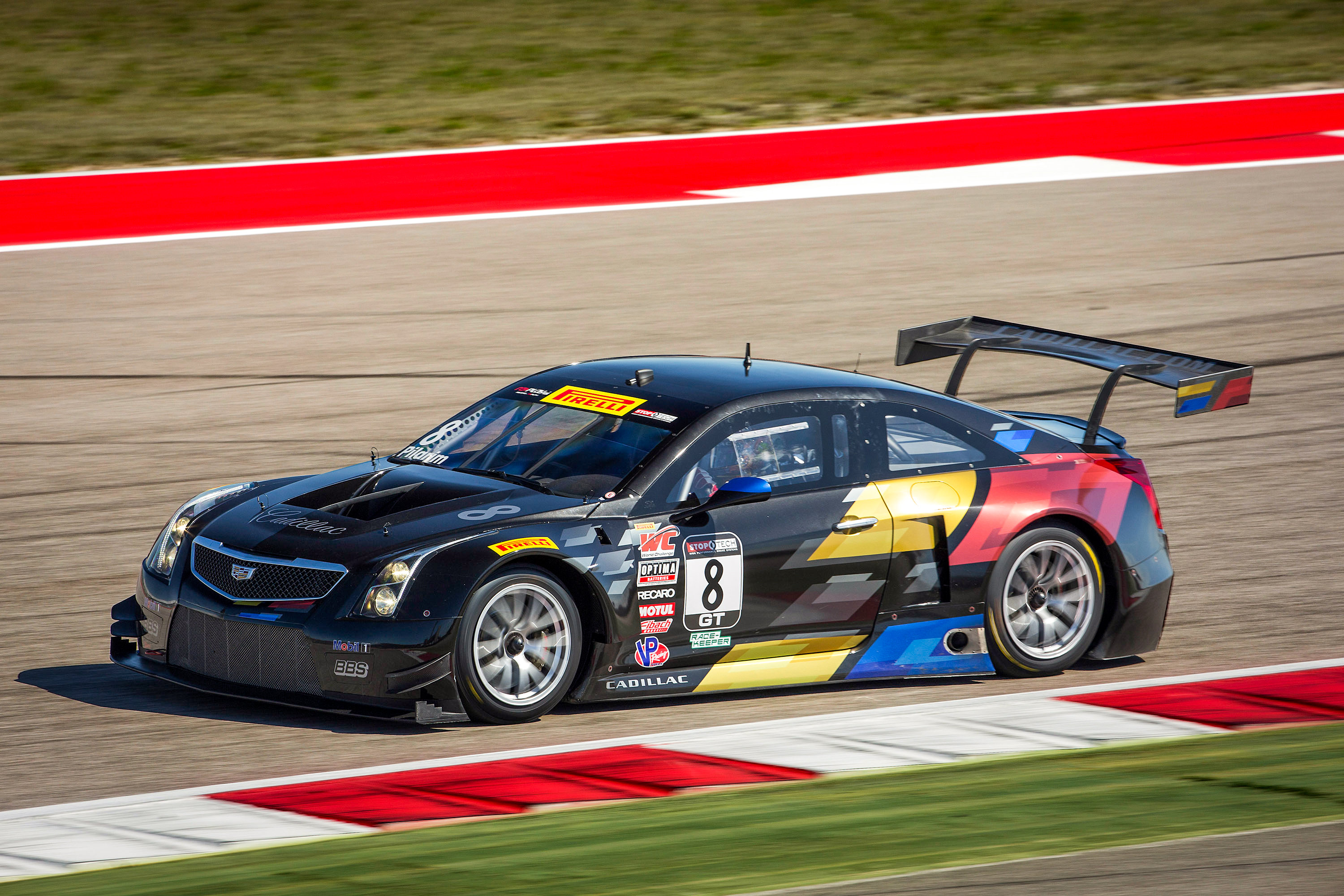New Cadillac ATS-V.R is ready for its first street race | MOTRFACE