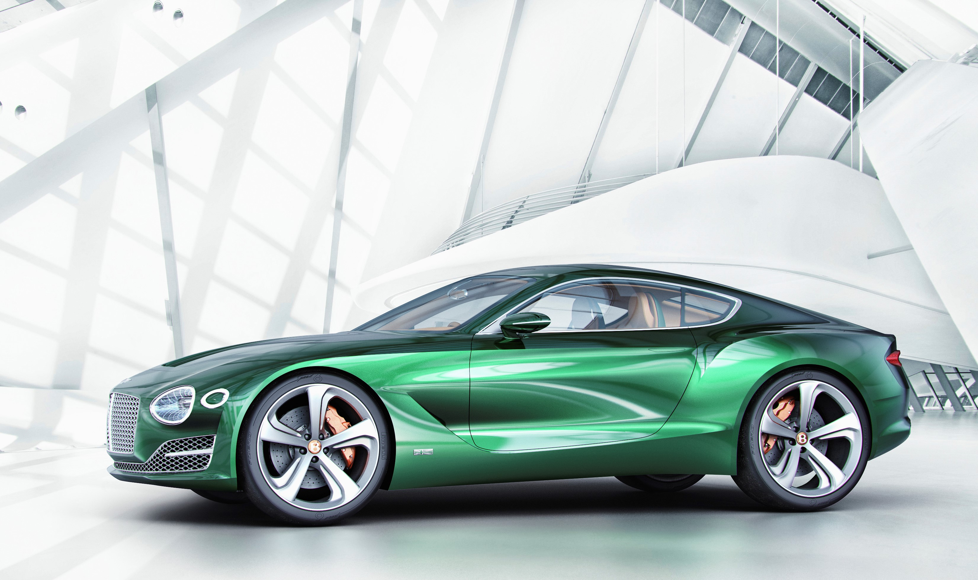 Bentley Two Seater Exp 10 Speed 6 Sportscar Concept Motrface