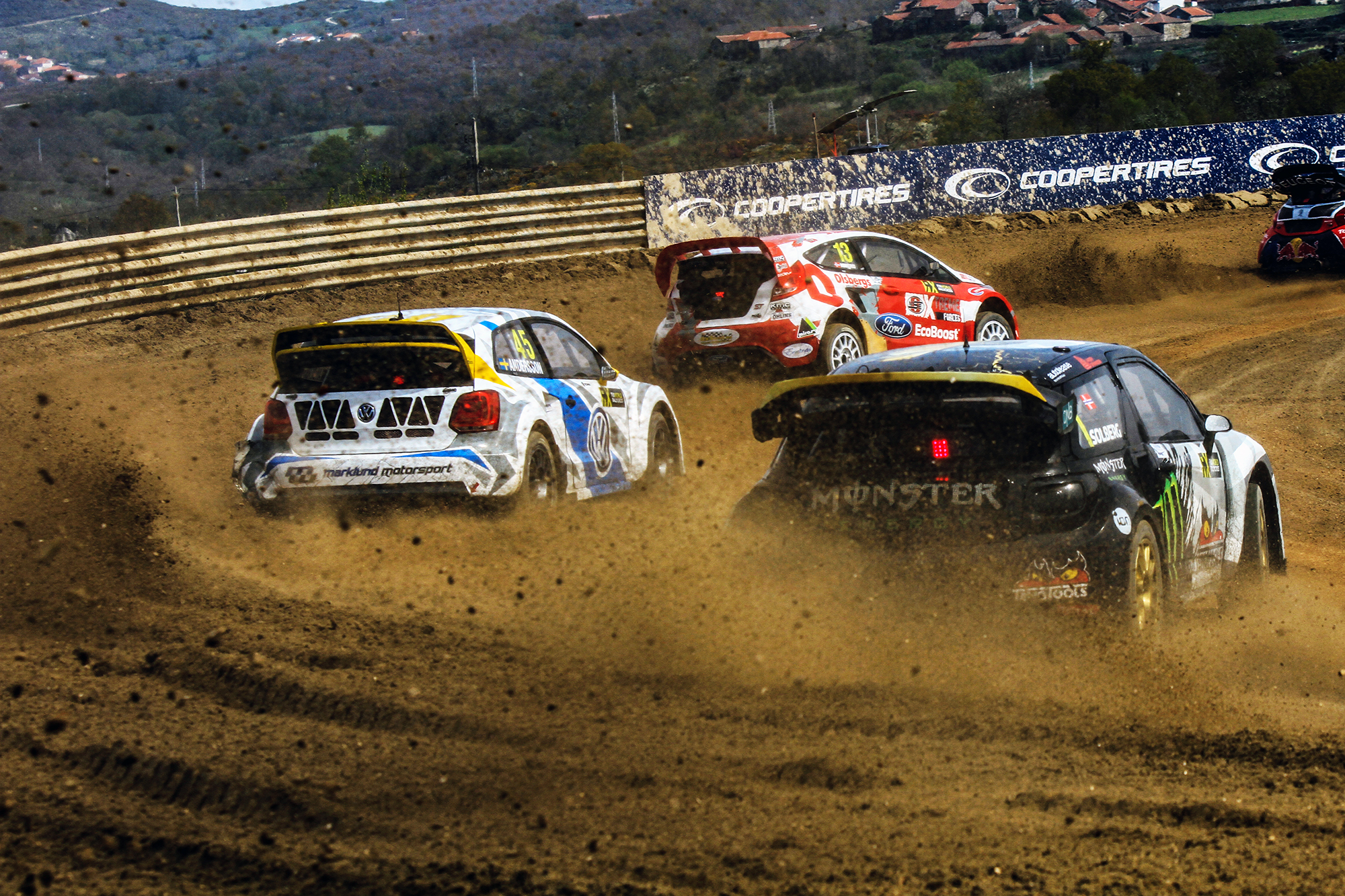 Fia World Rallycross To Mix It Up With Dtm At Hockenheim