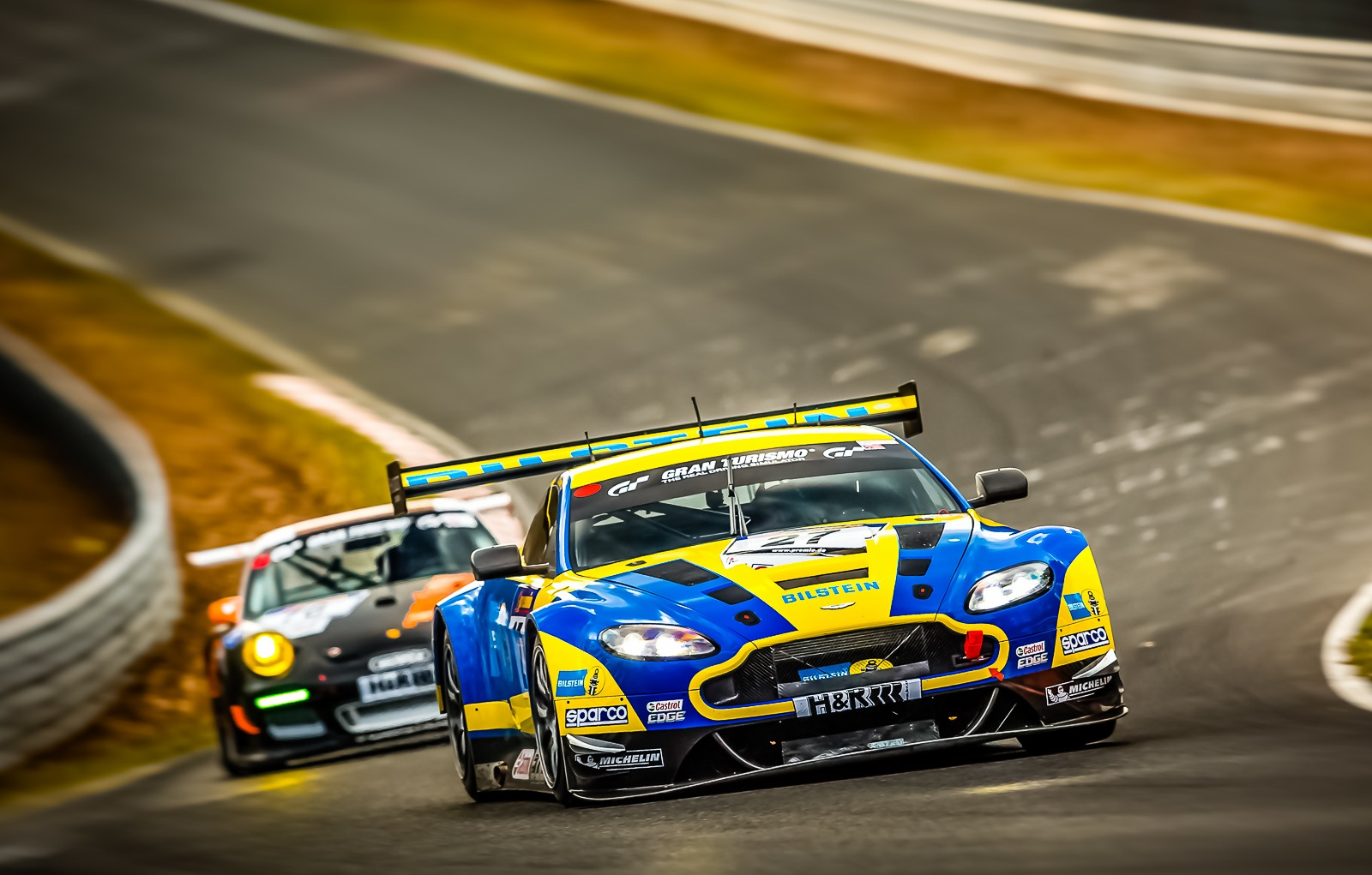 Aston Martin Racing Teams Set Out To Conquer The Nurburgring Motrface