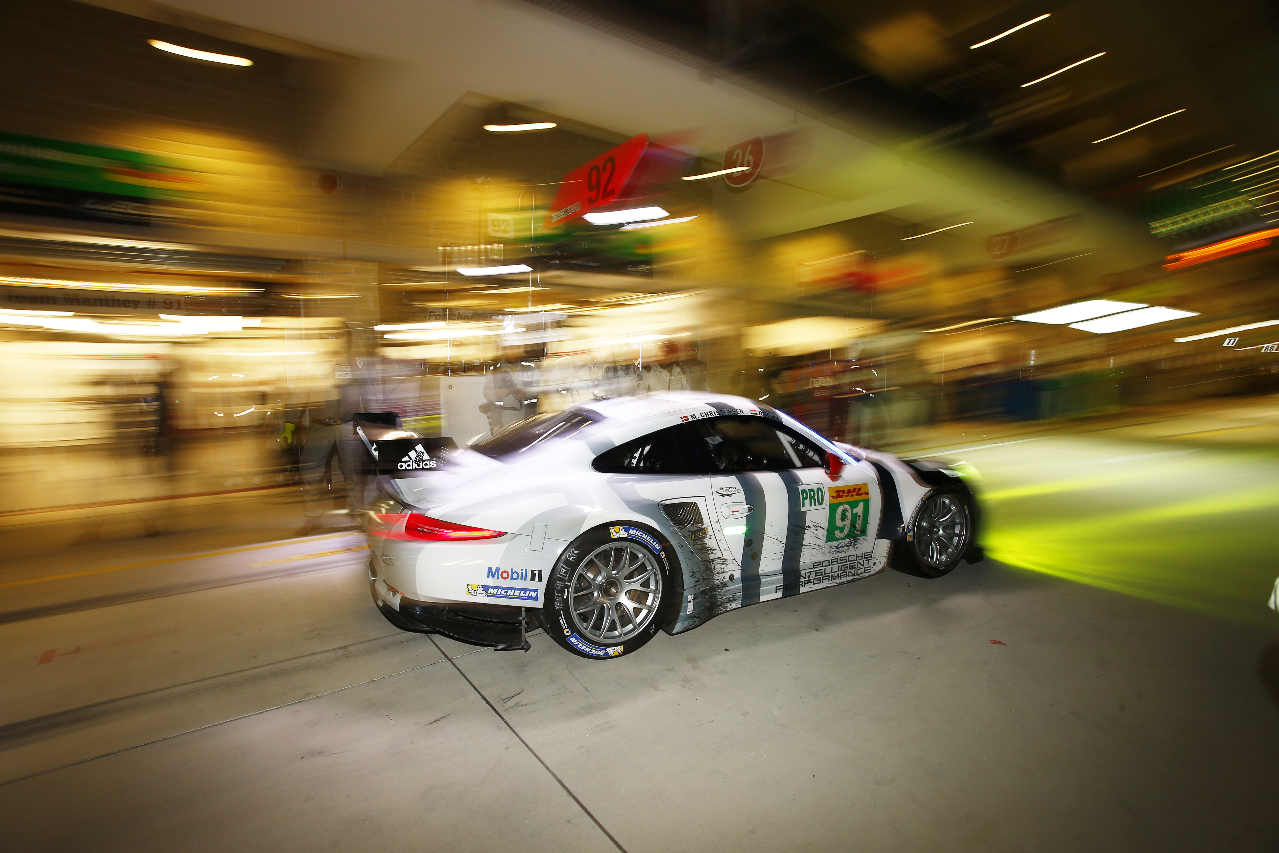 Porsche 911 Rsr Scores Second Straight Double Victory At