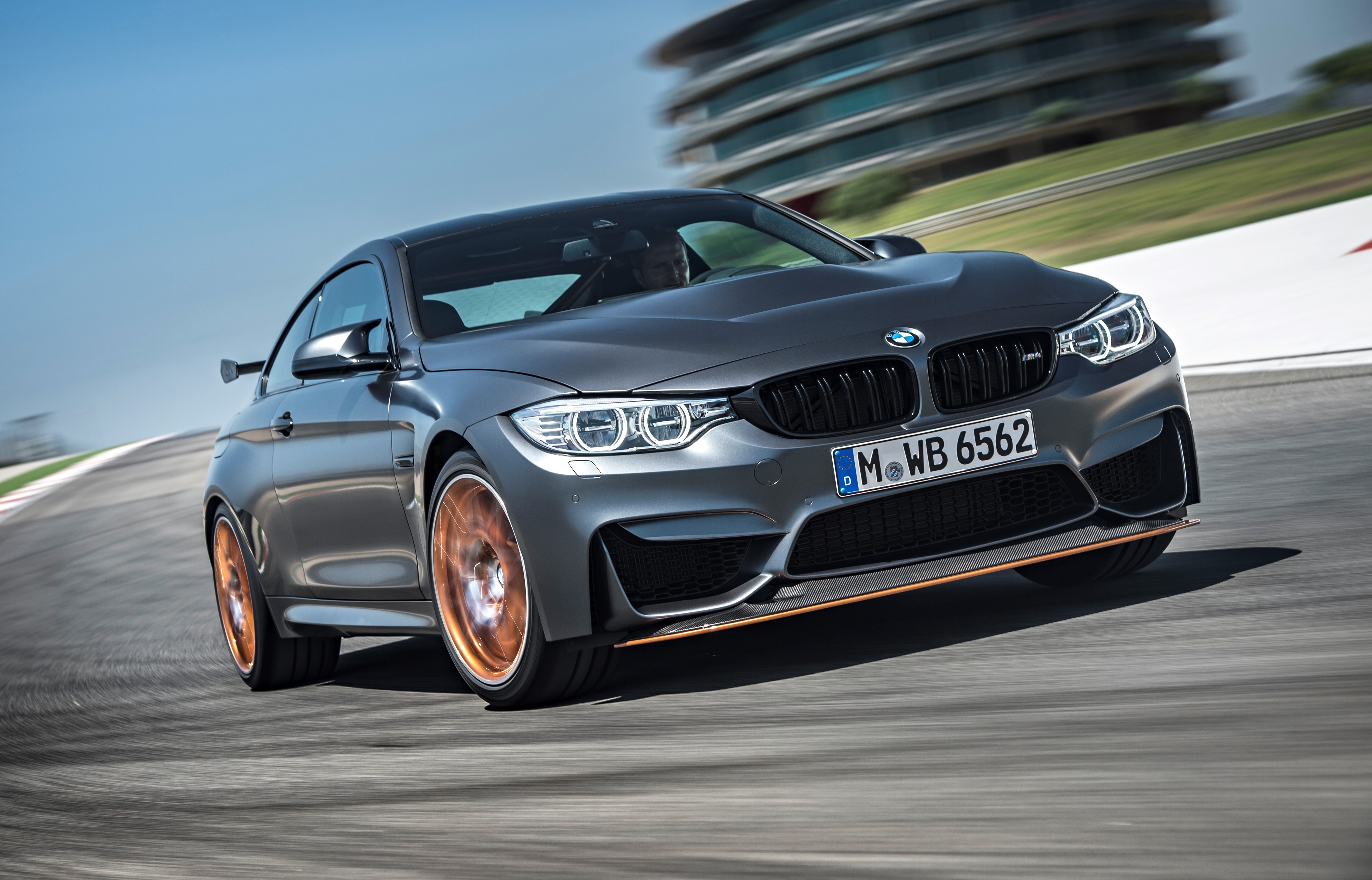 New Bmw M4 Gts Is Bmw S Fastest Road Car Ever Motrface