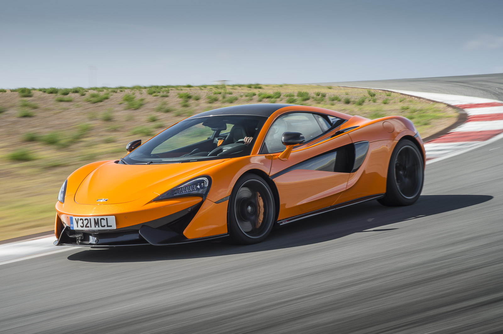 Mclaren 570s Coupe First Model In The New Sports Series Motrface
