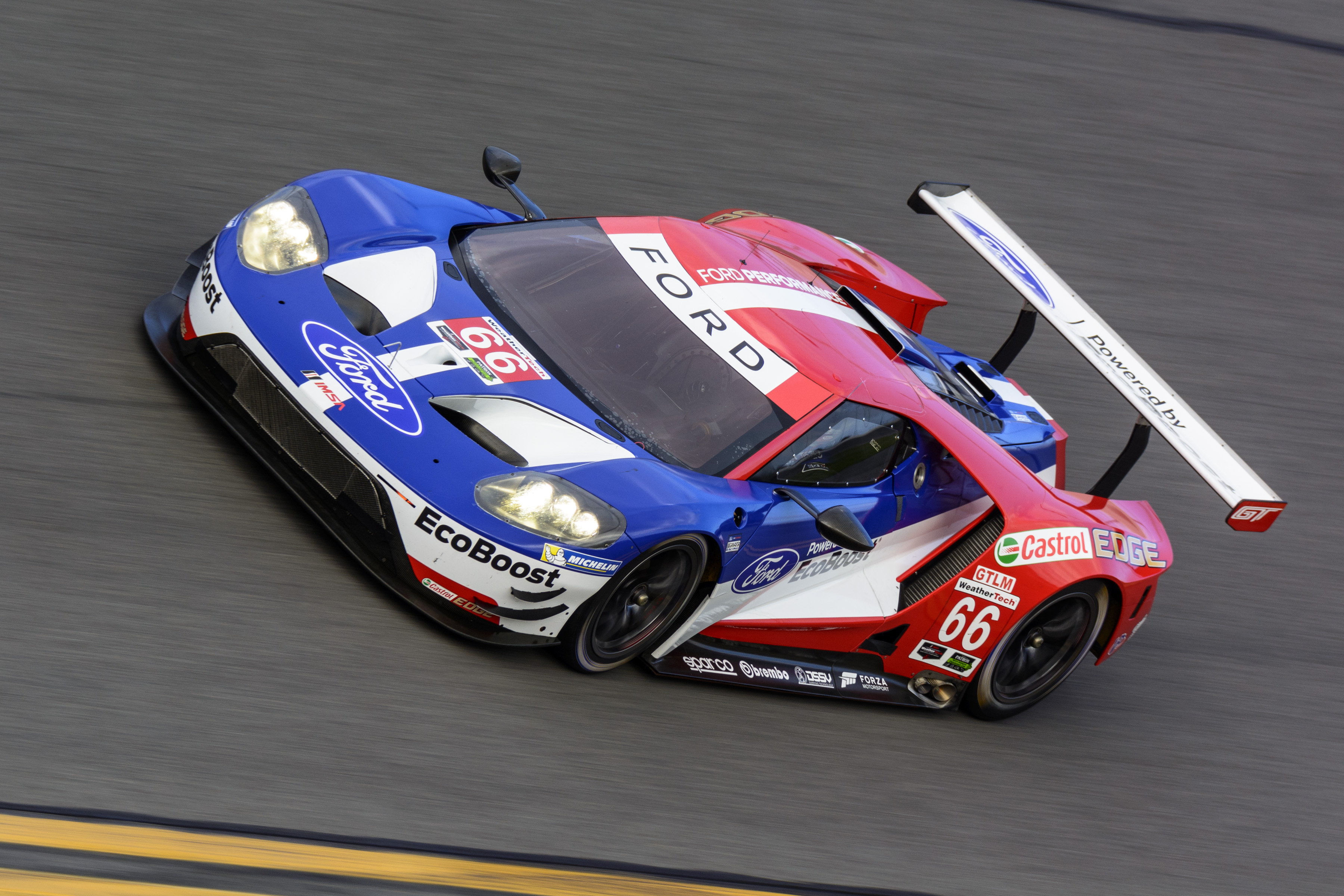 Ford Chip Ganassi Racing Announces Driver Line Up For Imsa