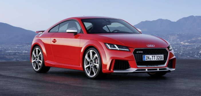 All-new Audi TT RS and S5 to make UK debut at Goodwood festival of Speed