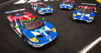 Ford GT 24 Hours of Le Mans 2016
