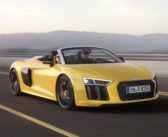New Audi R8 V10 Spyder is almost entirely hand-built
