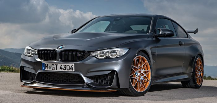 34,000 horsepower delivered in one day including 45 BMW M4 GTS