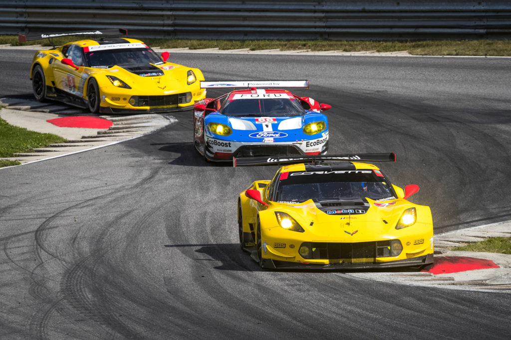 Team Corvette 100th Victory At Lime Rock