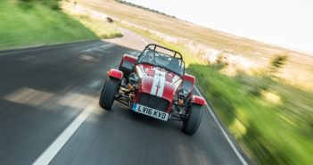 New Caterham Seven 310 to be added to lineup