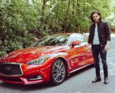 Game of Thrones star Kit Harington stars in new Infiniti Q60 short film