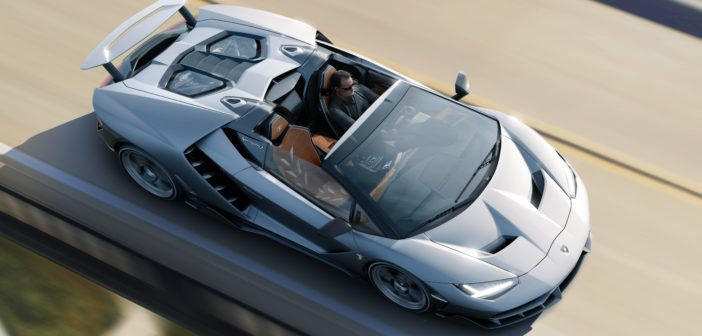 All 20 Lamborghini Centenario Roadster's already sold out